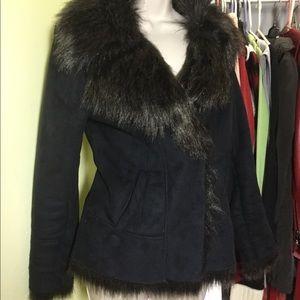 Venus Faux Shearling Jacket